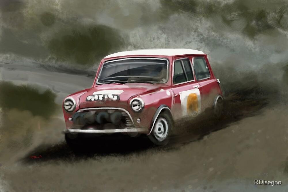 Mini Cooper Monte Carlo by RDisegno
