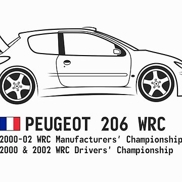 Rally Legends - Peugeot 206 WRC by sednoid