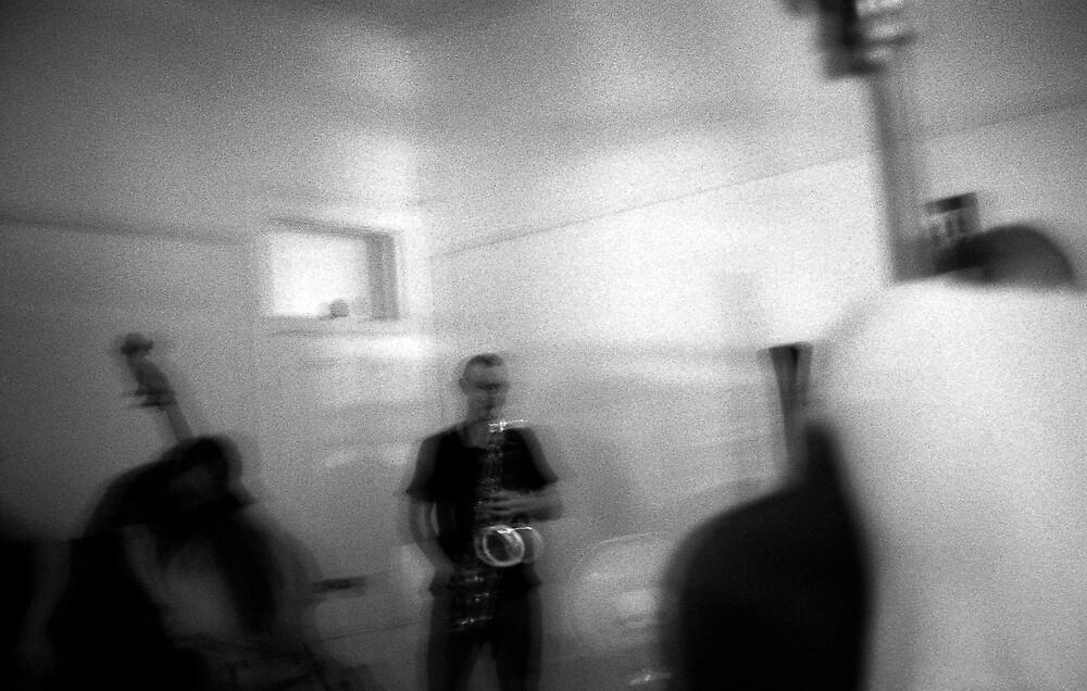 Rehearsal by Joe Glaysher
