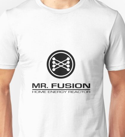 Mr. Fusion Home Energy Reactor Unisex T-Shirt