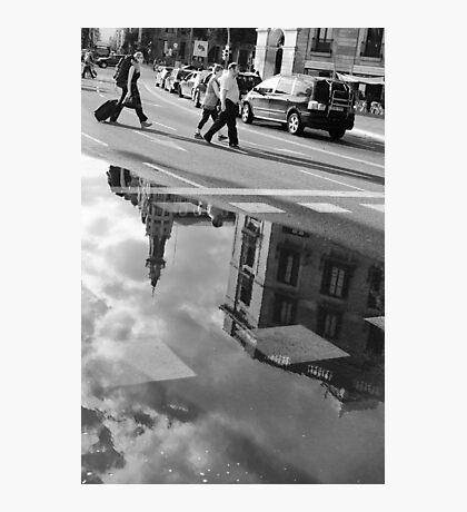4th dimension Photographic Print
