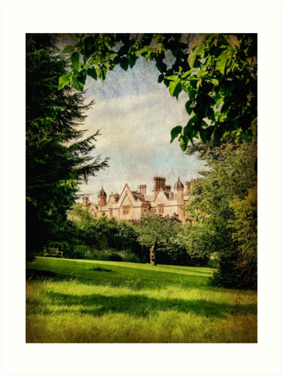 Dumbleton Manor (2) by ScenicViewPics