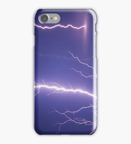 Double Strike! iPhone Case/Skin