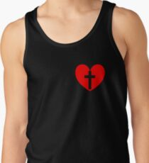 Christian Heart Tank Top