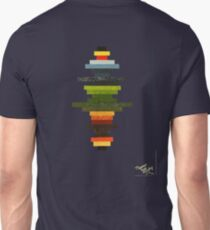 The Obfuscated Cross  (T-shirt) Unisex T-Shirt
