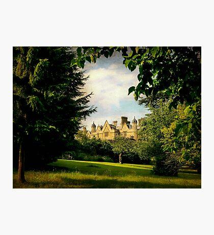 Dumbleton Manor  Photographic Print