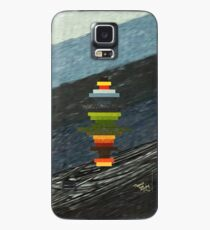 The Obfuscated Cross (iPhone Case) Case/Skin for Samsung Galaxy