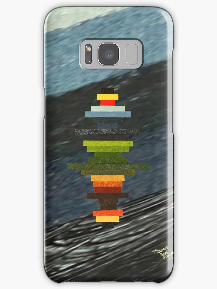 The Obfuscated Cross (iPhone Case) by Thomas Murphy
