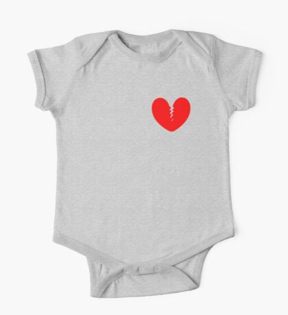 Broken Heart Kids Clothes