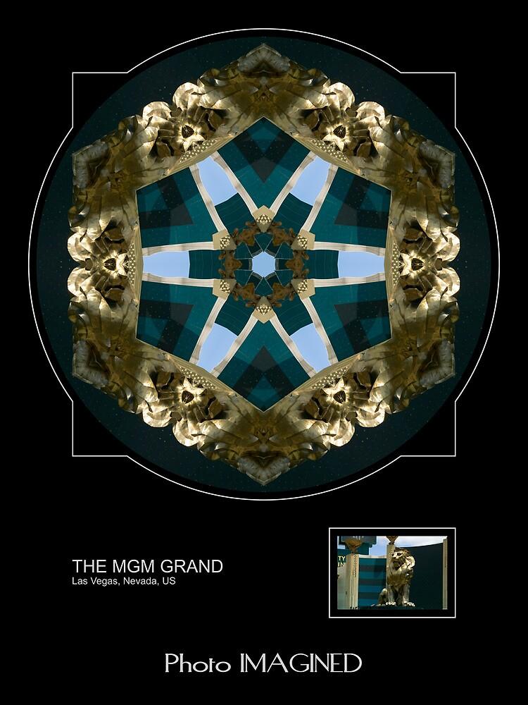 MGM GRAND, LAS VEGAS NV. by PhotoIMAGINED