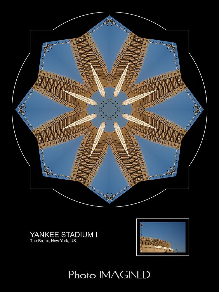 YANKEE STADIUM I, THE BRONX, NY by PhotoIMAGINED