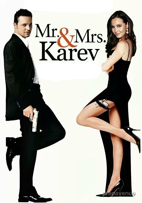 Mr. & Mrs. Karev by prepavenue
