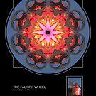 THE FALKIRK WHEEL, SCOTLAND by PhotoIMAGINED