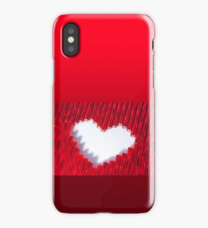 Love, beaded (iPhone case) iPhone Case/Skin