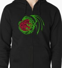 Dungeons and Dragons - Custom Colors Available! Zipped Hoodie