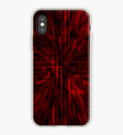 Red for iPhone iPhone Case