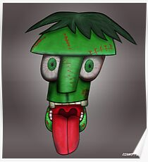 Green Goof Poster