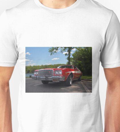 1974 Ford Torino Zebra 3 Replica T-Shirt