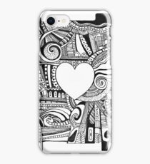 Complex Heart iPhone Case/Skin