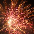 fireworks by david gilliver