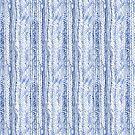 Braided Hair in Ink Blue by ThistleandFox