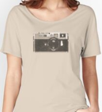 M9 Camera Women's Relaxed Fit T-Shirt