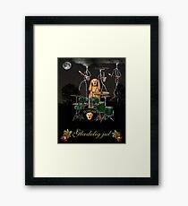 Danish  Christmas Number One Framed Print