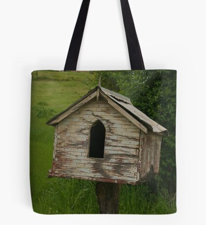 The Little Church of the Pickled Wombat Tote Bag