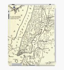 Historical New York City Map Drawing IPad Cases Skins Redbubble - New york city map drawing