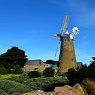 The Old Flour Mill by Glenda Williams
