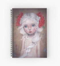 If I told you a flower bloomed in the dark Spiral Notebook