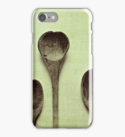 Spoons iPhone Case/Skin