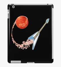 Flying V Rocket Guitar iPad Case/Skin