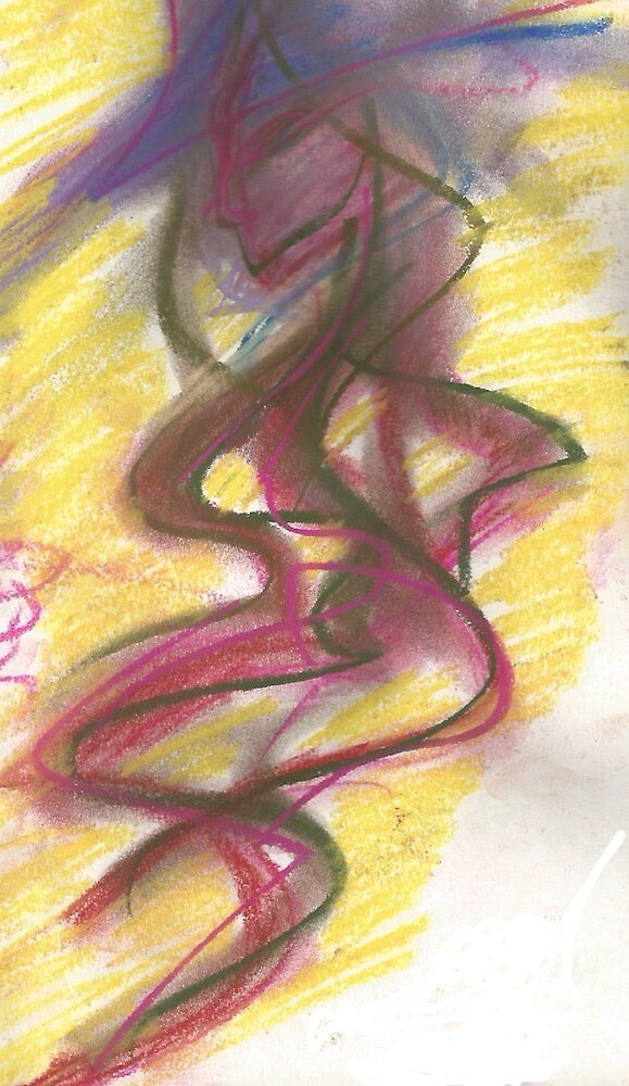 Pastel attitude by LydiaVN