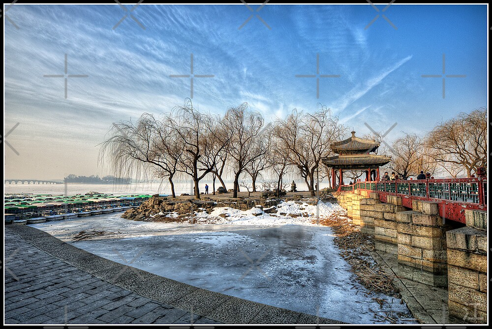 The Summer Palace by Psycoticduck