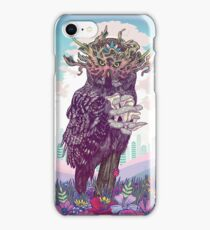 Journeying Spirit (Owl) iPhone Case/Skin