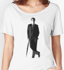 Mycroft Holmes, British Government Women's Relaxed Fit T-Shirt
