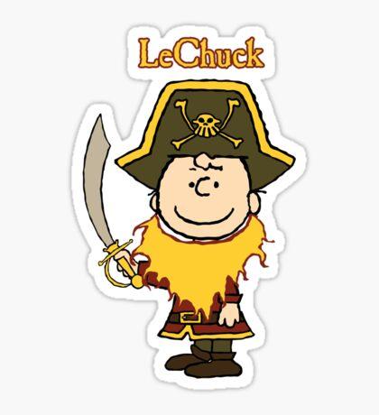 LeChuck Sticker