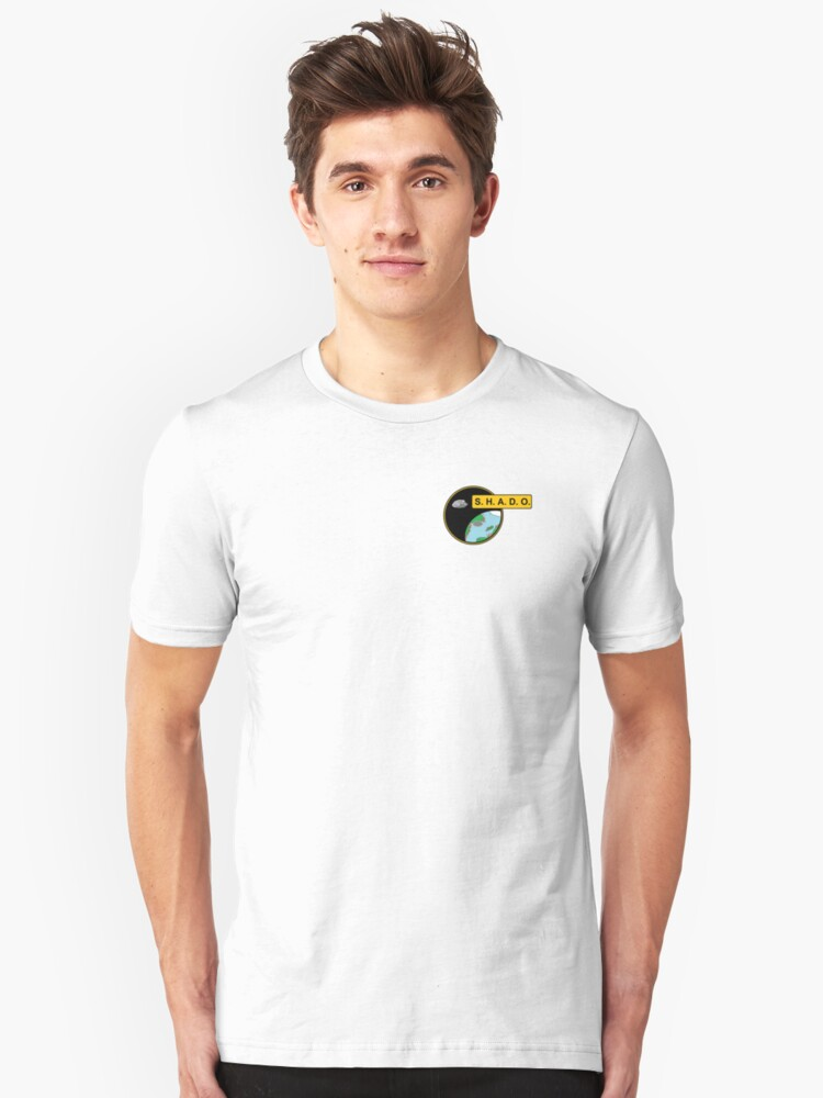 Special HQ Asteroid Detection Opperations Unisex T-Shirt Front