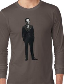 Jim Moriarty, Consulting Criminal Long Sleeve T-Shirt