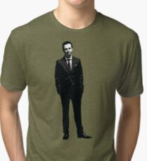 Jim Moriarty, Consulting Criminal Tri-blend T-Shirt