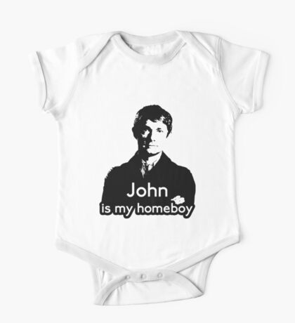 John is My Homeboy Kids Clothes