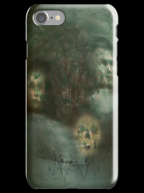 Spirits - phone case by Scott Mitchell