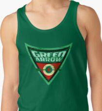 Green Arrow Logo Tank Top