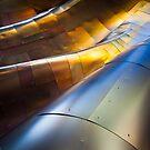 Steel Waves by Inge Johnsson