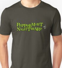 """The Mighty Boosh - """"Peppermint Nightmare"""" Unisex T-Shirt"""