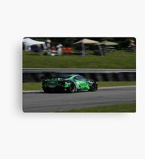 ALMS 2011 LRP Ferrari 458 Canvas Print