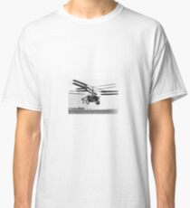 Helicopter Invention Classic T-Shirt