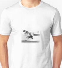 Helicopter Invention Unisex T-Shirt