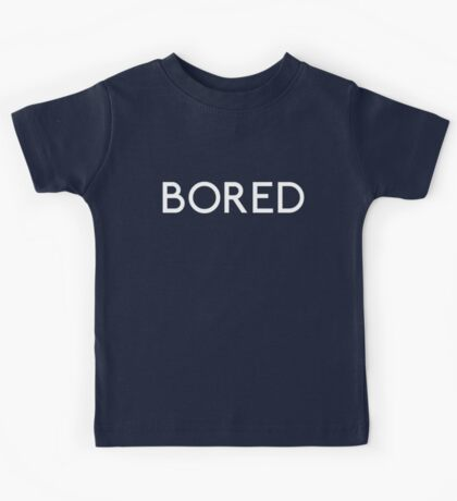 Bored Kids Clothes